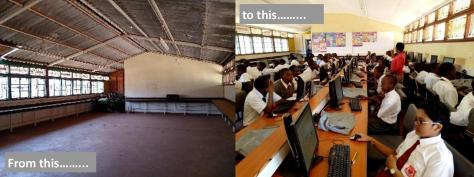 CBHS eLearning Centre pics